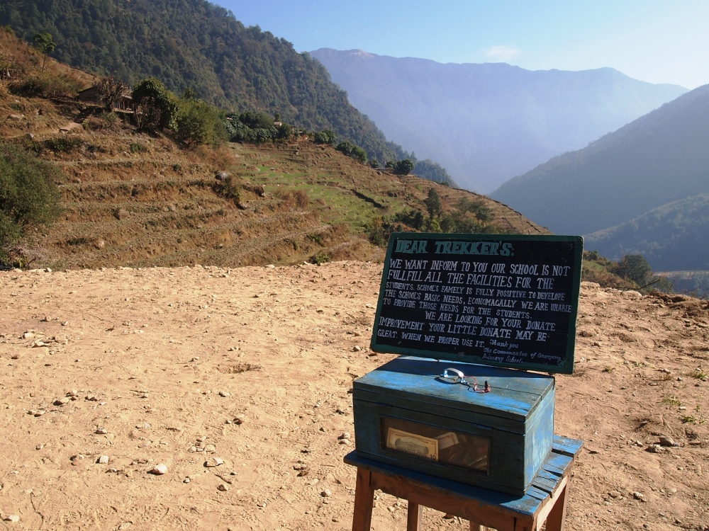 nepal hike day 4